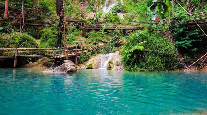 Menikmati Sensasi Wisata Air Terjun Kembang Soka
