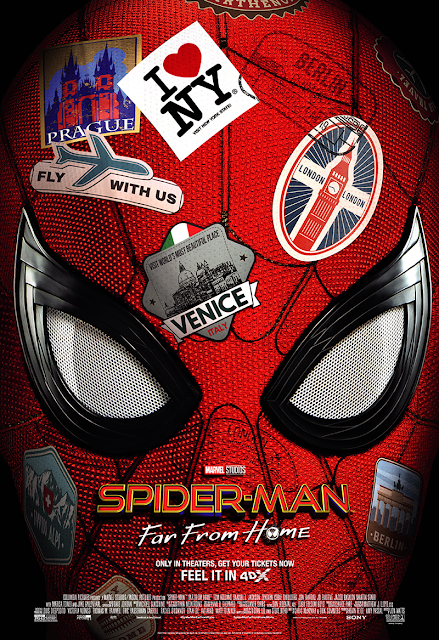 """Spider-Man: Far From Home"" - Poster"