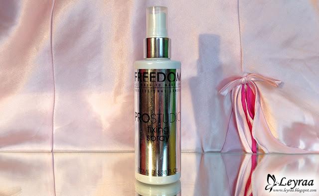 Freedom Fixing Spray Utrwalacz makijażu w sprayu