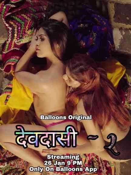 Devdasi (2021) Hindi S02 E01 | Balloons Originals Web Series | 720p WEB-DL | Download | Watch Online