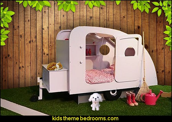 Caravan Children's Bed
