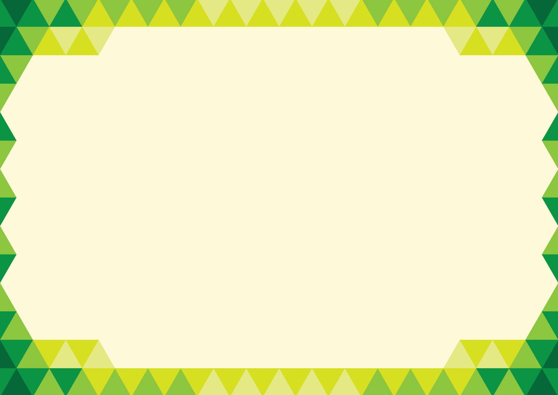 hijau segitiga