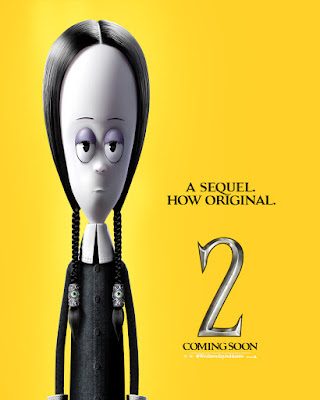 The Addams Family 2 Movie Poster 1