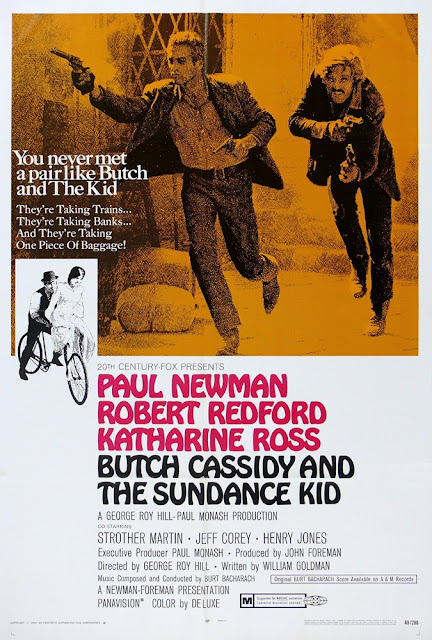 Film Western Terbaik - Butch Cassidy and the Sundance Kid (1969)
