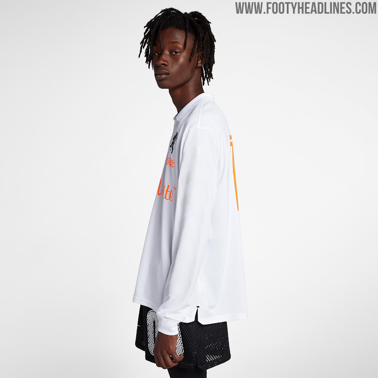 best cheap f7504 2452a 90+ Pics: Nike x Off-White 'Football, Mon Amour' 2018 World ...