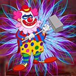 G4K Wag Jocular Clown Escape