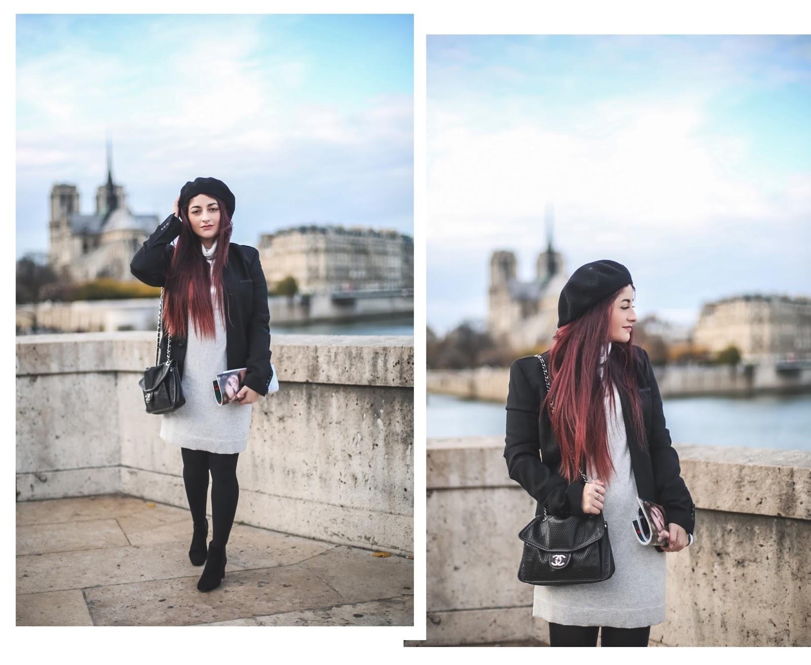 sac Chanel blog mode