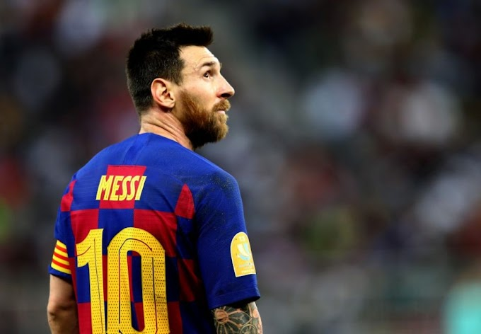 Barcelona captain Messi and Dad gets a Milan apartment