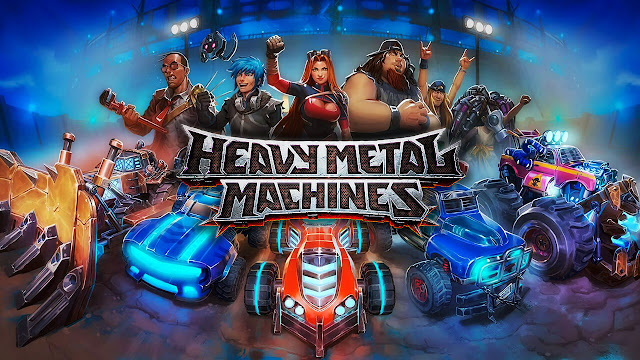 heavy metal machines 2020