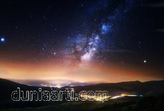 Arti Mimpi Lihat Bintang