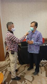 Ka BPOM Provinsì Jambi Secara Resmi Membuka FGD Tindak Lanjut Hasil Pengawasan Dan Pelaksanaan DAK NON Fisik.