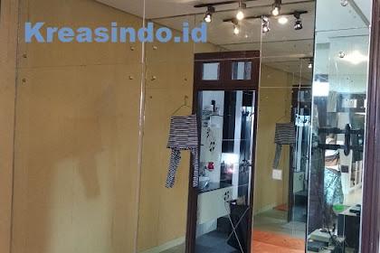 Repeat Order Kaca Cermin Bu Kimi di Cipete Jakarta Selatan