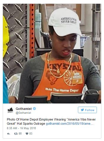 ffbc5e539ea Negro Home Depot worker Krystal Lake