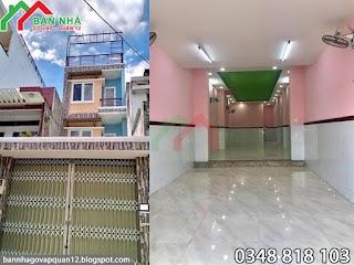 [ 10.8 tỷ ] Bán nhà mặt tiền Phạm Văn Chiêu Phường 16 Gò Vấp - 4x20m ( MS 007 )
