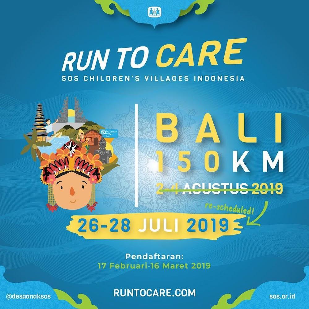 Run to Care - Bali • 2019