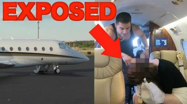 Private Jet Gold Digger Prank by Coby