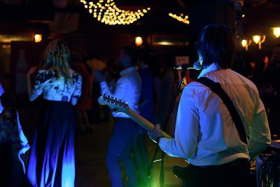 Hiburan pesta pernikahan