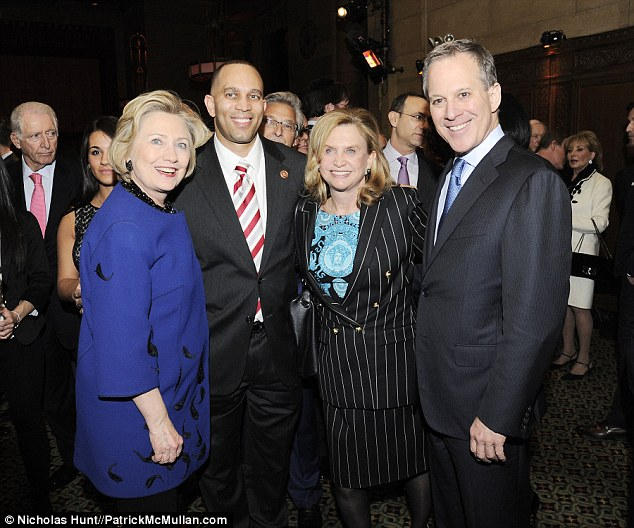 Did Eric Schneiderman Help NXIVM Sell Child Sex Slaves To The Clintons?