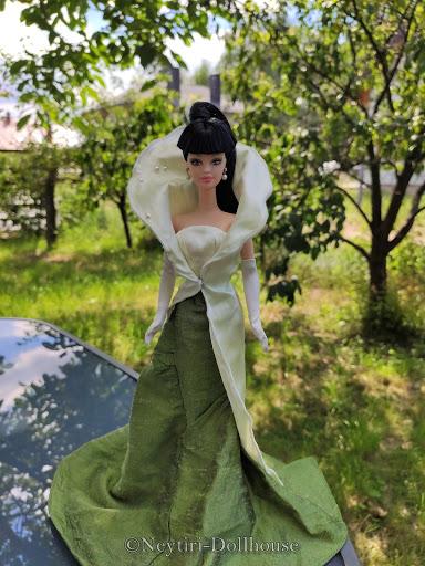 Mattel barbie doll collector Calla Lily