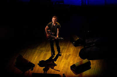 Springsteen on Broadway at the Kerr Theatre New York City 2018