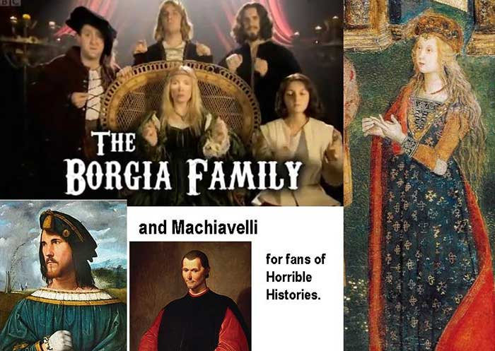 Keluarga Borgia