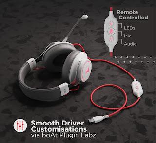 boAt Immortal 1000D gaming headphones