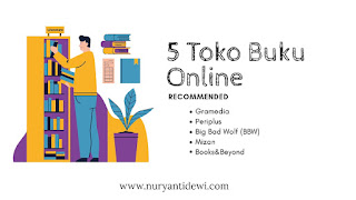 toko buku online recommended