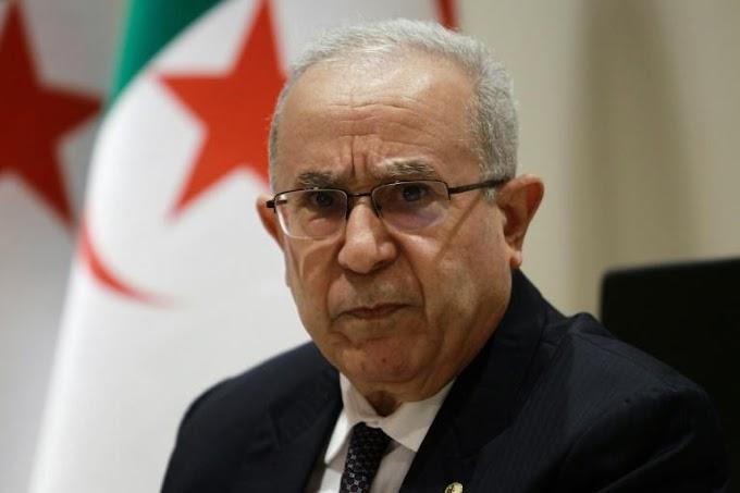 Argelia pide la retirada de Marruecos de la brecha ilegal de El Guerguerat.