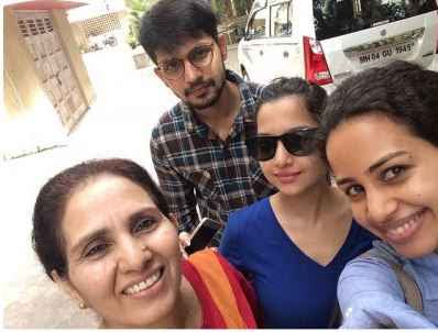 Yuvraj Thakur Family