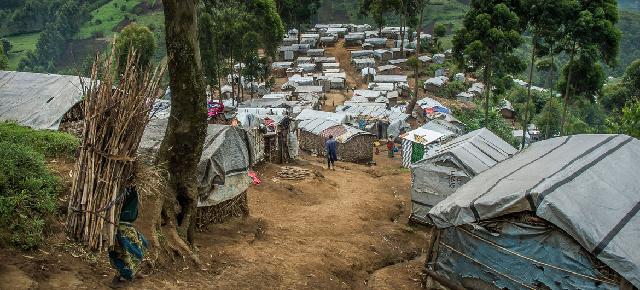 ACNUR reporta que continúan los asesinatos y secuestros en Kivu del Norte, República Democrática del Congo.© ACNUR/Frederic Noy