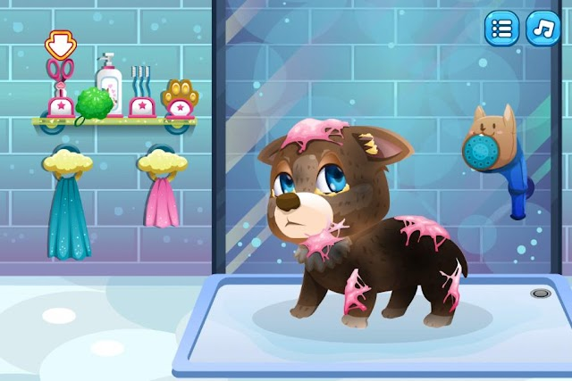 Stray Dog Care - Play Online Free Game