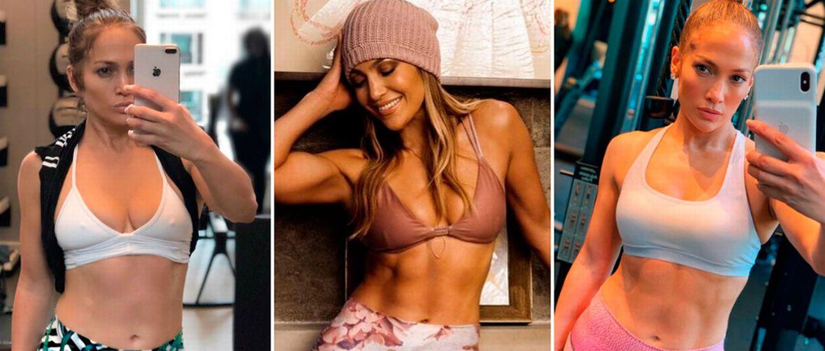 J.Lo.-jennifer-loper-vježbanje-fitnes-mršavljenje-trbušnjaci
