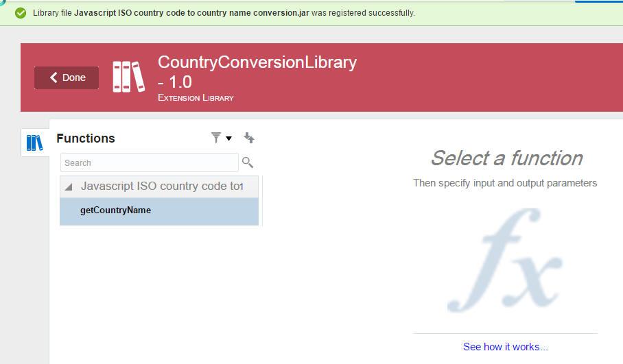 iPaaS@ORACLE CLOUD: #552 ICS 17 1 3 - Javascript Libraries