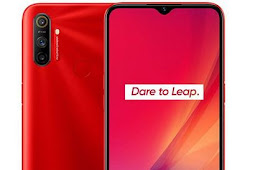 Cara Flashing Update Firmware Realme 3 RMX2020 Via SD Card Recovery Mode