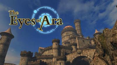 تحميل لعبة The Eyes of Ara مدفوعة للأندرويد (Paid)
