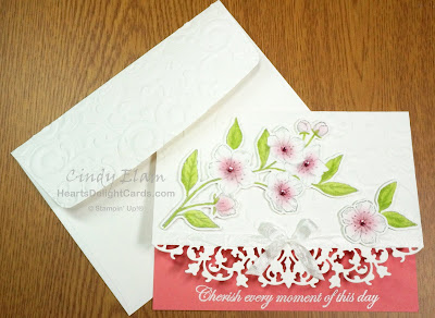 Heart's Delight Cards, Forever Blossoms, SRC - Forever Blossoms, Wedding, 2020 Jan-June Mini Catalog, Stampin' Up!