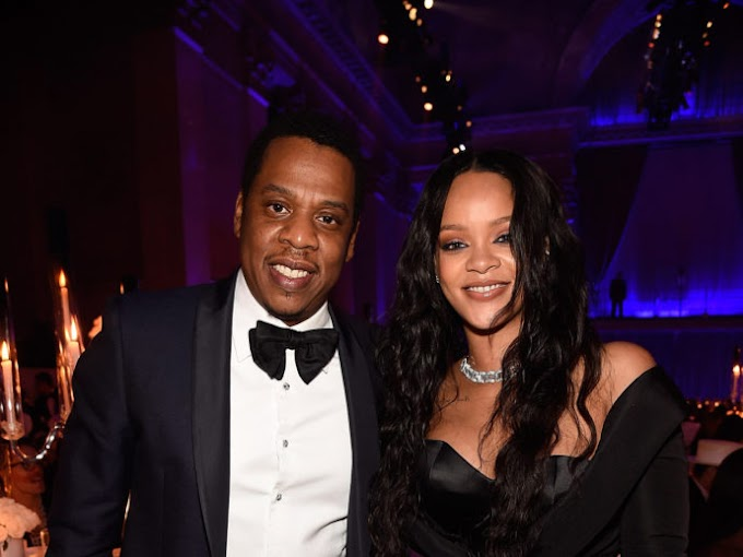 Jay-Z and Rihanna Come Together With $2M For Covid-19 Exit