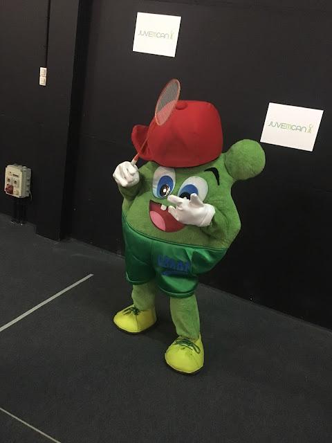 granfi mascota planeta gran canaria
