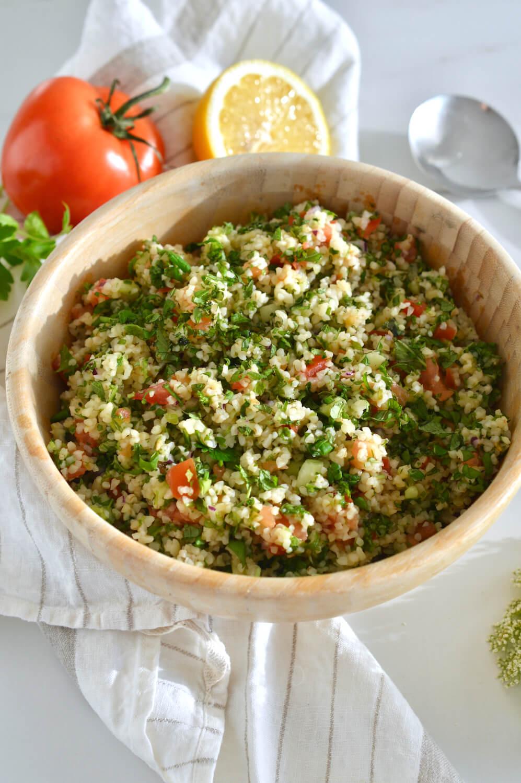 tabbouleh salaatti