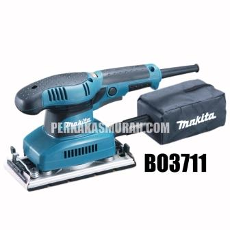Mesin amplas makita BO3711, perkakas murah, cv liman teknik, makita BO3711 sander, harga mesin amplas makita BO3711