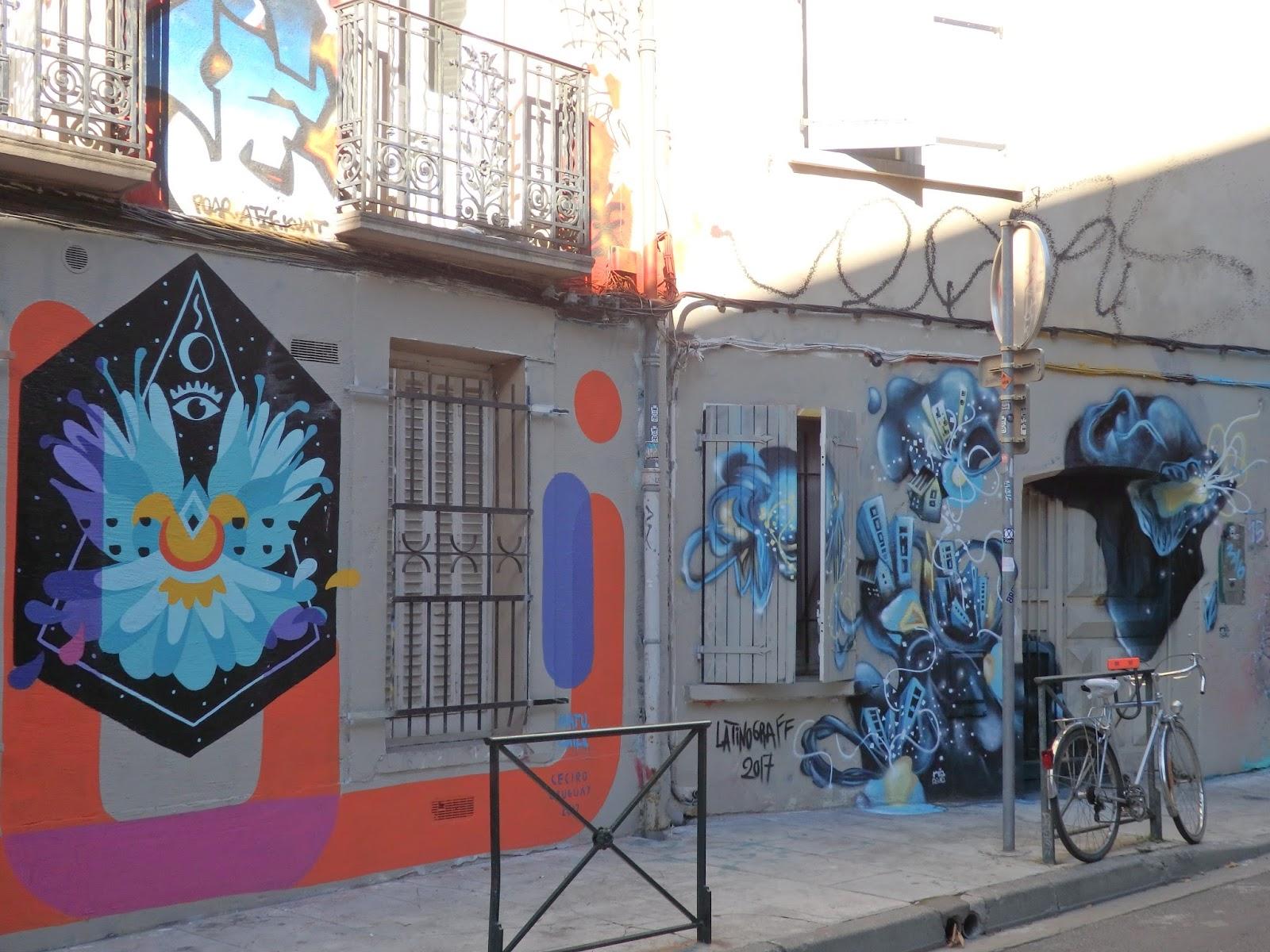 Graff tour une visite street art de toulouse avec l 39 office de tourisme and so my dreams - Office tourisme de toulouse ...