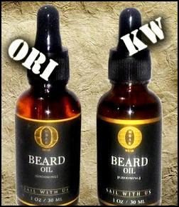 Perbedaan ombak beard oil asli dan palsu