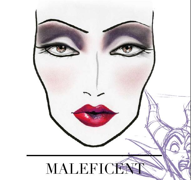 MAc Cosmetics, MALÉFICA, Maleficent