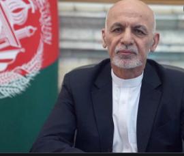 Afghan president on the run as Taliban takes over Kabul
