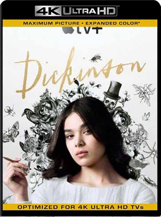 Dickinson (2019) 4K 2160p UHD [HDR] Latino [GoogleDrive]