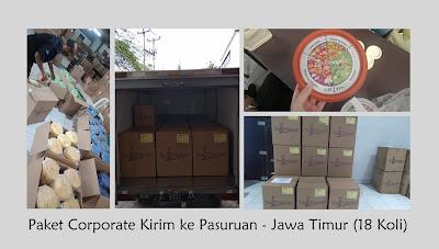 Paket Corporate Tulipware Kirim ke Pasuruan Jawa Timur