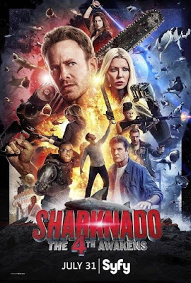 SHARKNADO: THE 4TH AWAKENS, premiere date