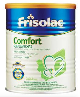 frisolac comfort 0-12 bulan
