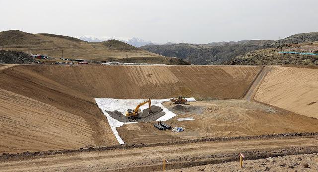 Auditoría general para todas las minas de metal en Armenia
