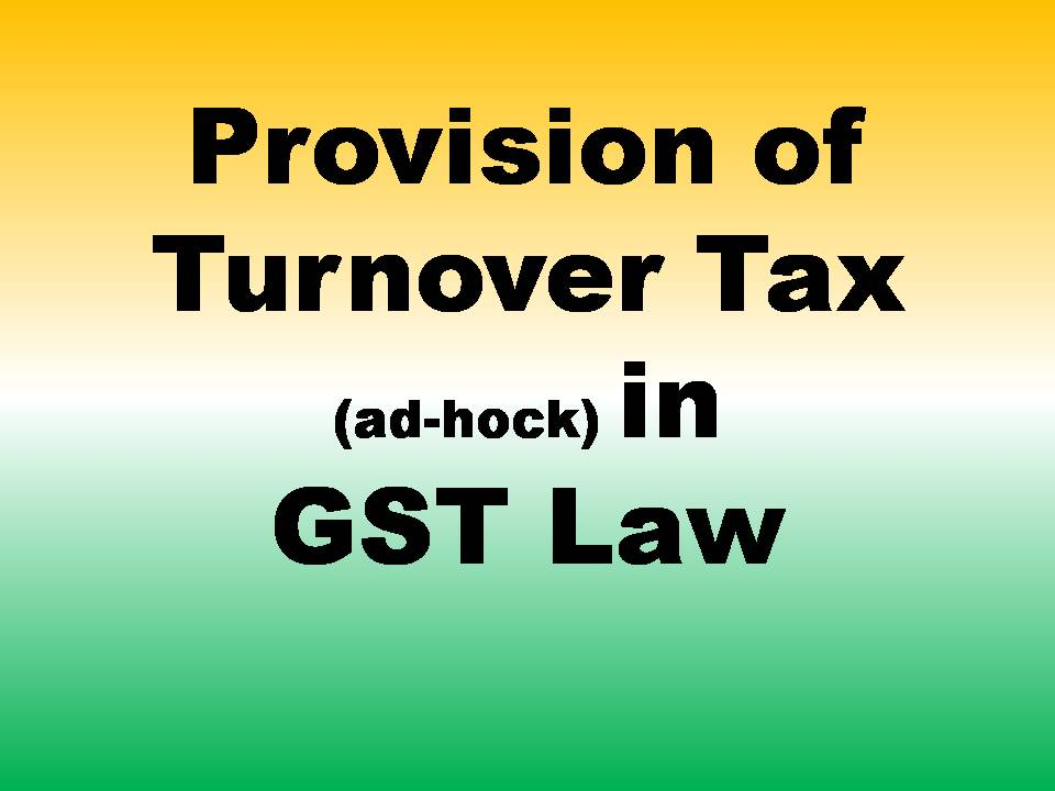 Gst Composition Simple Definition Incometaxguides In